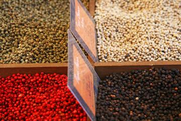 Mix of pepper