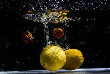 Limoni e noci