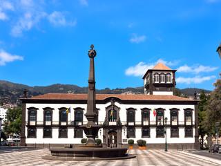 Rathaus von Funchal, Madeira