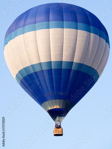 Fotobehang Luchtsport Montgolfiere #155