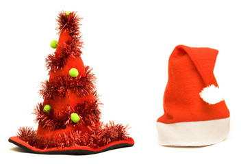 Weihnachtsmannmütze