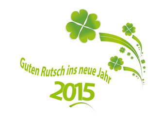 2015 - guten rutsch II