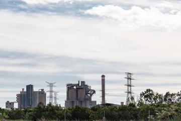 factory in Sagunto