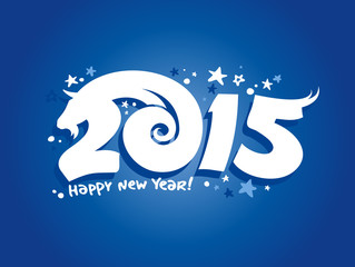Happy new 2015 design.