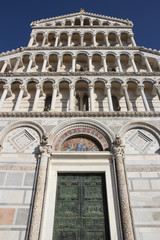 Cathedral of Pisa in Miracles Square