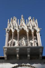 Pisa  Camposanto entrance