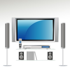 Home Theater System | HDTV