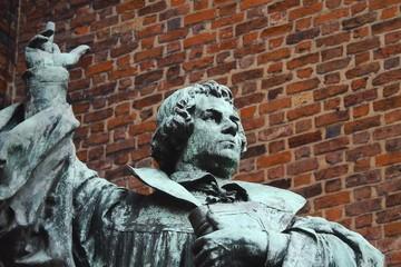 Hannover - Martin-Luther-Denkmal