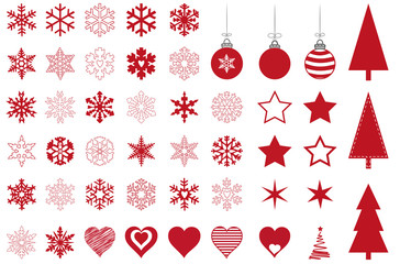 Weihnachtssymbole