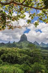 Moorea.French Polynesia