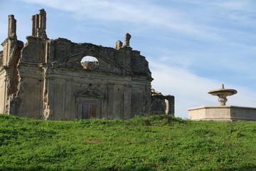 Monterano Ruins