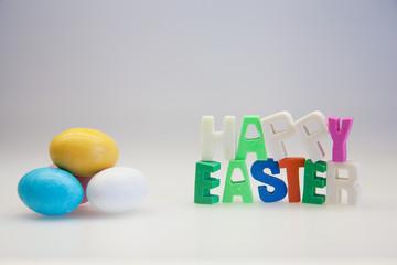 Scritta Buona Pasqua (Inglese)