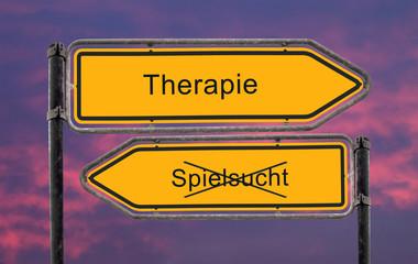 Spielsucht Therapie EГџlingen