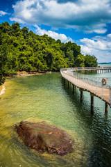 Pulau Ubin Boardwalk
