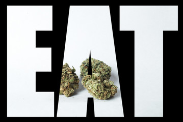 Marijuana Edibles, Eat