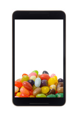 Android tablet with jelly bean