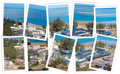 photos de Port-Mathurin, capitale de Rodrigues