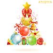 Obrazy na płótnie, fototapety, zdjęcia, fotoobrazy drukowane : Christmas Tree