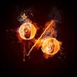 Fire Swirl Percent