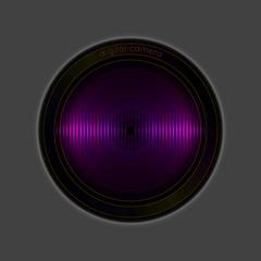 Abstract Hidden Digital Camera