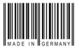 EAN-Code Made in Germany