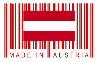 EAN-Code Made in Austria