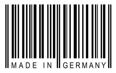 EAN-Code Made in Germany