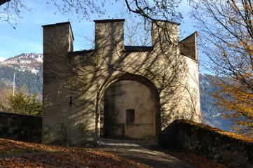 Tor Schloss Bruck