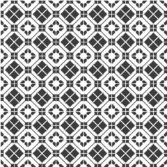 Geometric black and white background