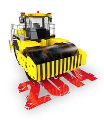 Steam Roller Crushing 2014
