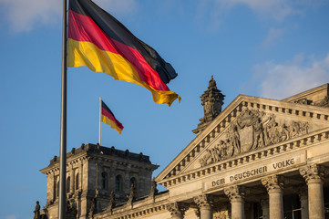 German Parliament, Berlin