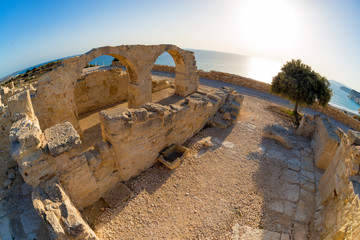 Ancient Kourion. Limassol District. Cyprus