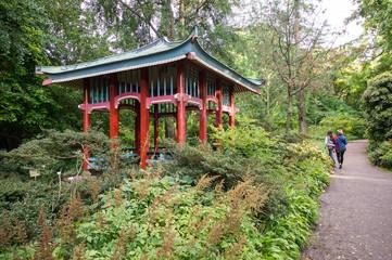 Botanical Garden in Berlin
