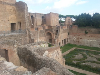 Rom, Ausgrabungen auf dem Palatin
