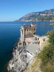 Turm Restaurant an der Amalfi Küste