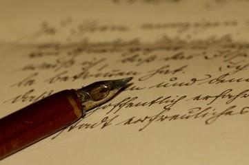 Ein alter Brief