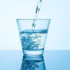 Sauberes Leitungswasser