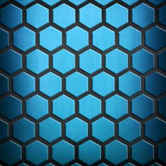 cellular metal background