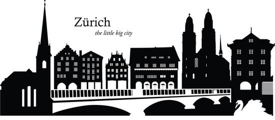Zürich Cityscape