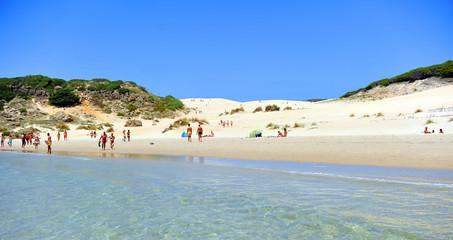 Bolonia beach, Tarifa, Spain