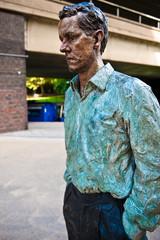 Statua in Little Venice, Londra