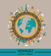 voyage planete