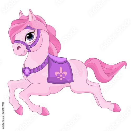 Poster Pony Pretty Horse