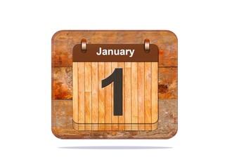 January 1.