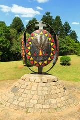Ukrainian Memorial,  Curitiba, Parana state, Brazil