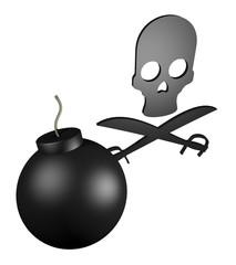 Pirate bomb