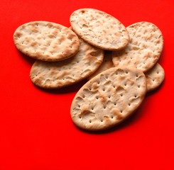 croccanti crackers