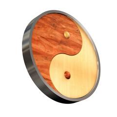 Yin Yang Holz DH