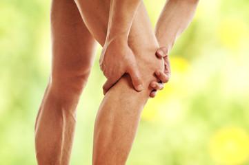 Probleme im Knie