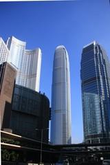 immeubles de Hong Kong